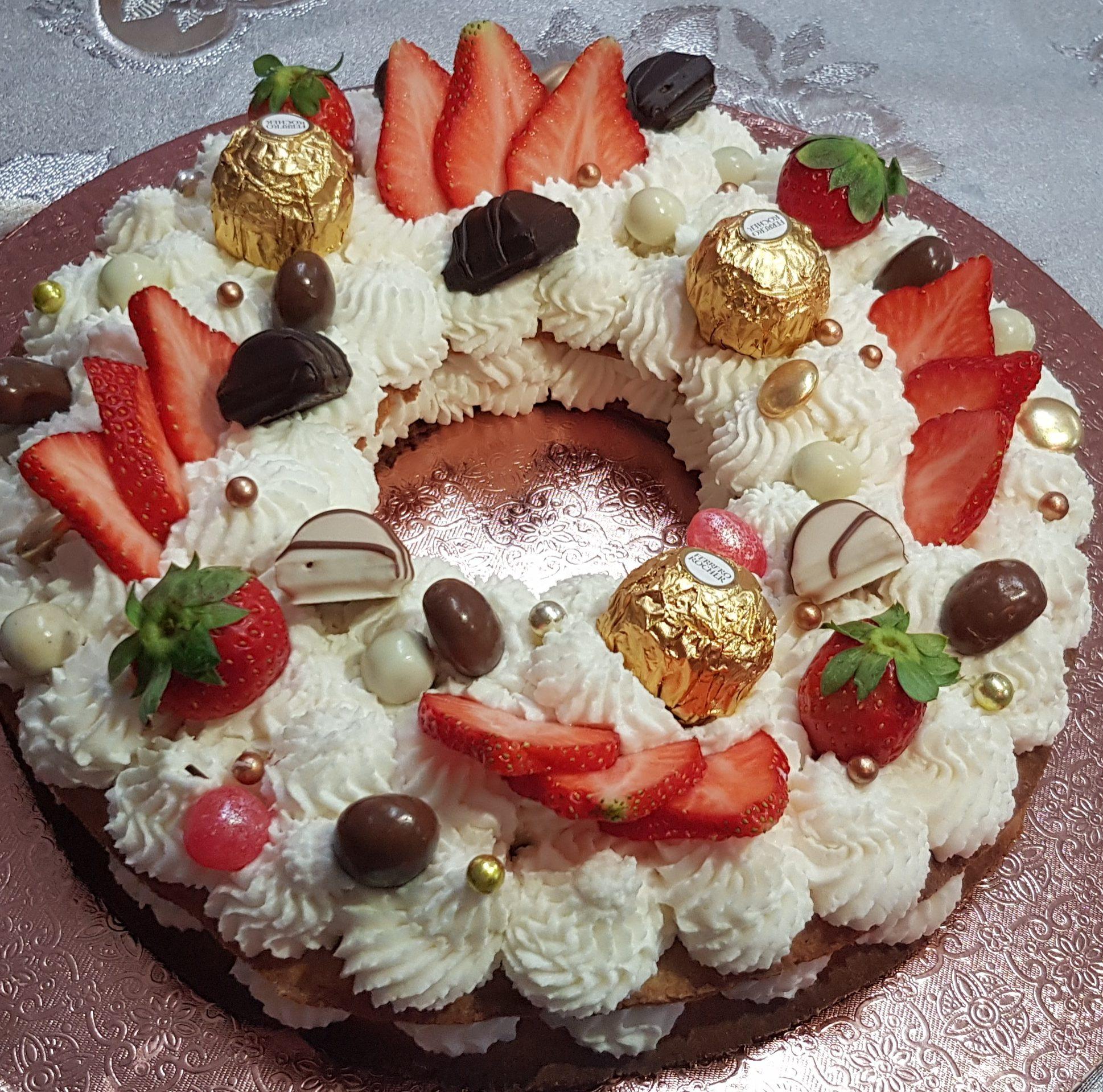 Rapide et délicieux : Gâteau sablée à la mascarpone