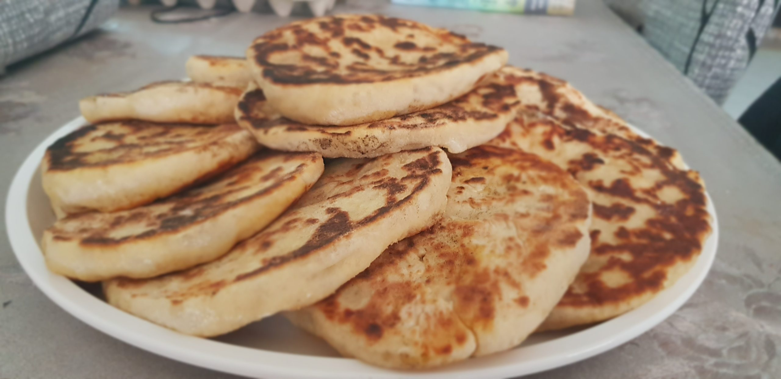 Les pains Maknouz