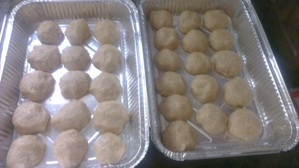 Les boules de Tamina de Maman ZL ( pour celles qui ont accouché)