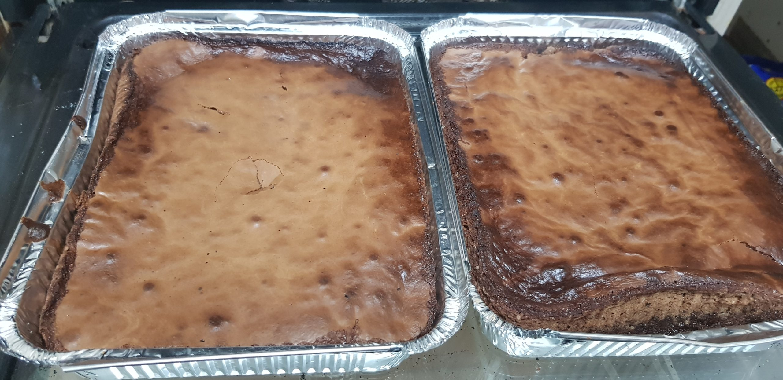 Brownies de Pessah !