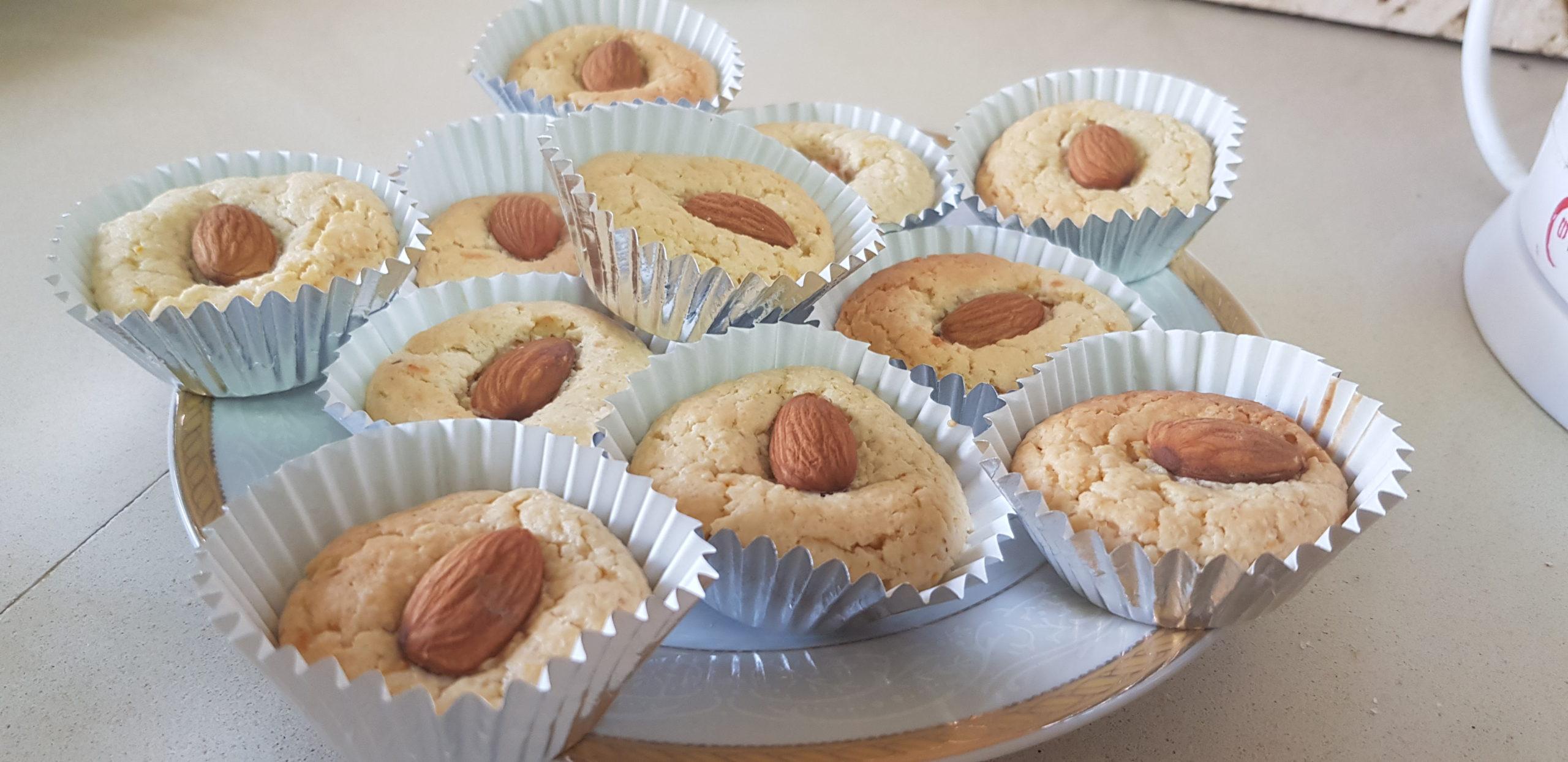 Les macarons tunisiens de Pessah !