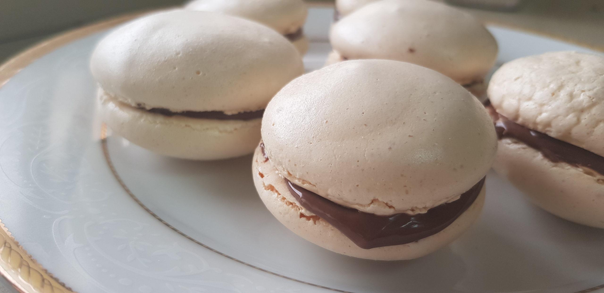 Les meringues au Nutella pour Pessah