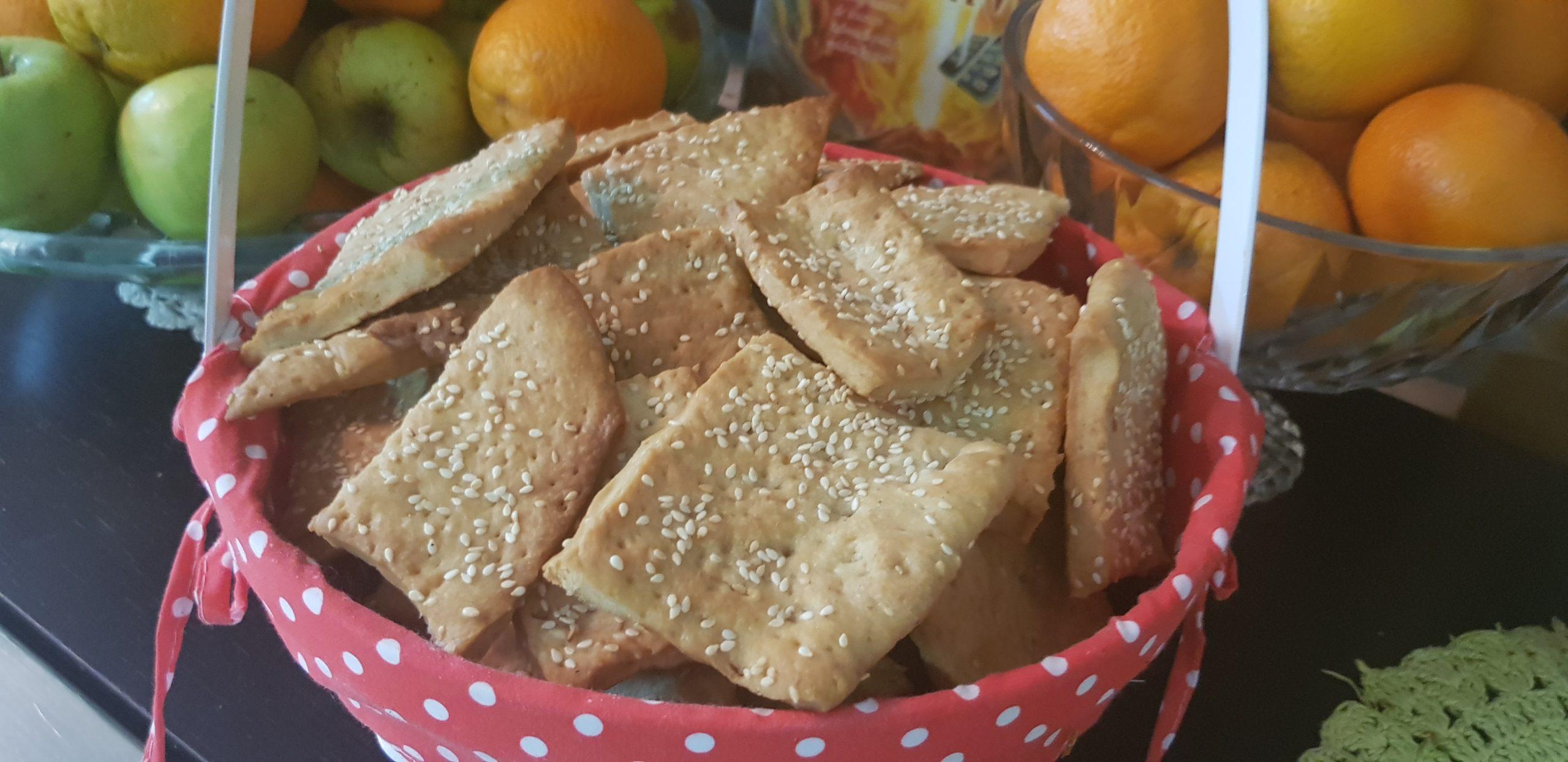 La recette des galettes salées de mes parents !
