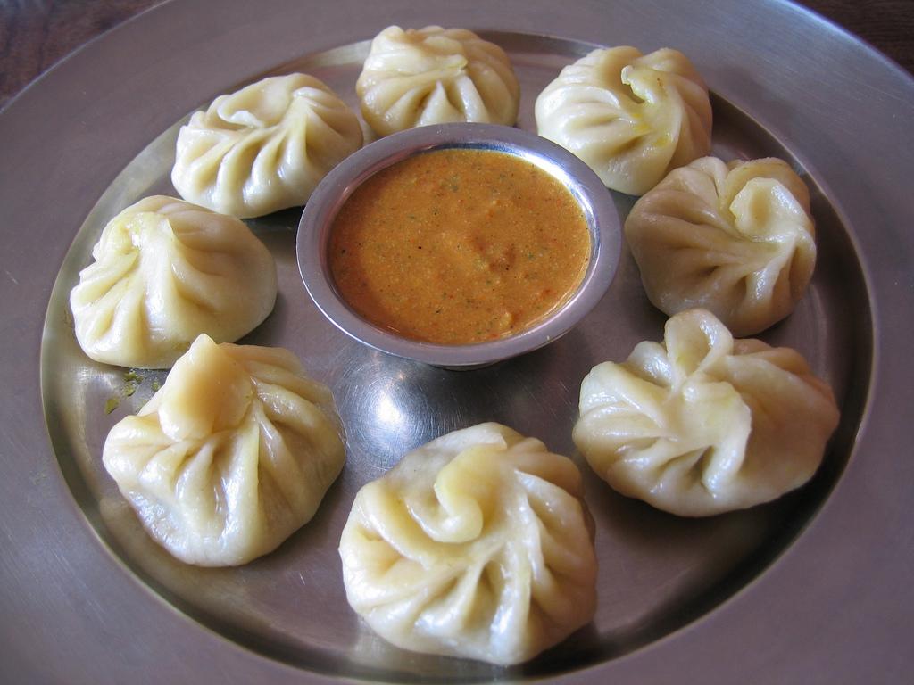 Recette sans oeufs : Nepali Momo (Dumplings), par le chef Elad Hayot (Pessah)