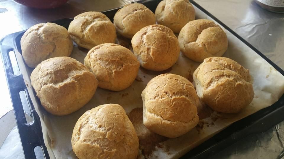 Les petits pains de Pessah