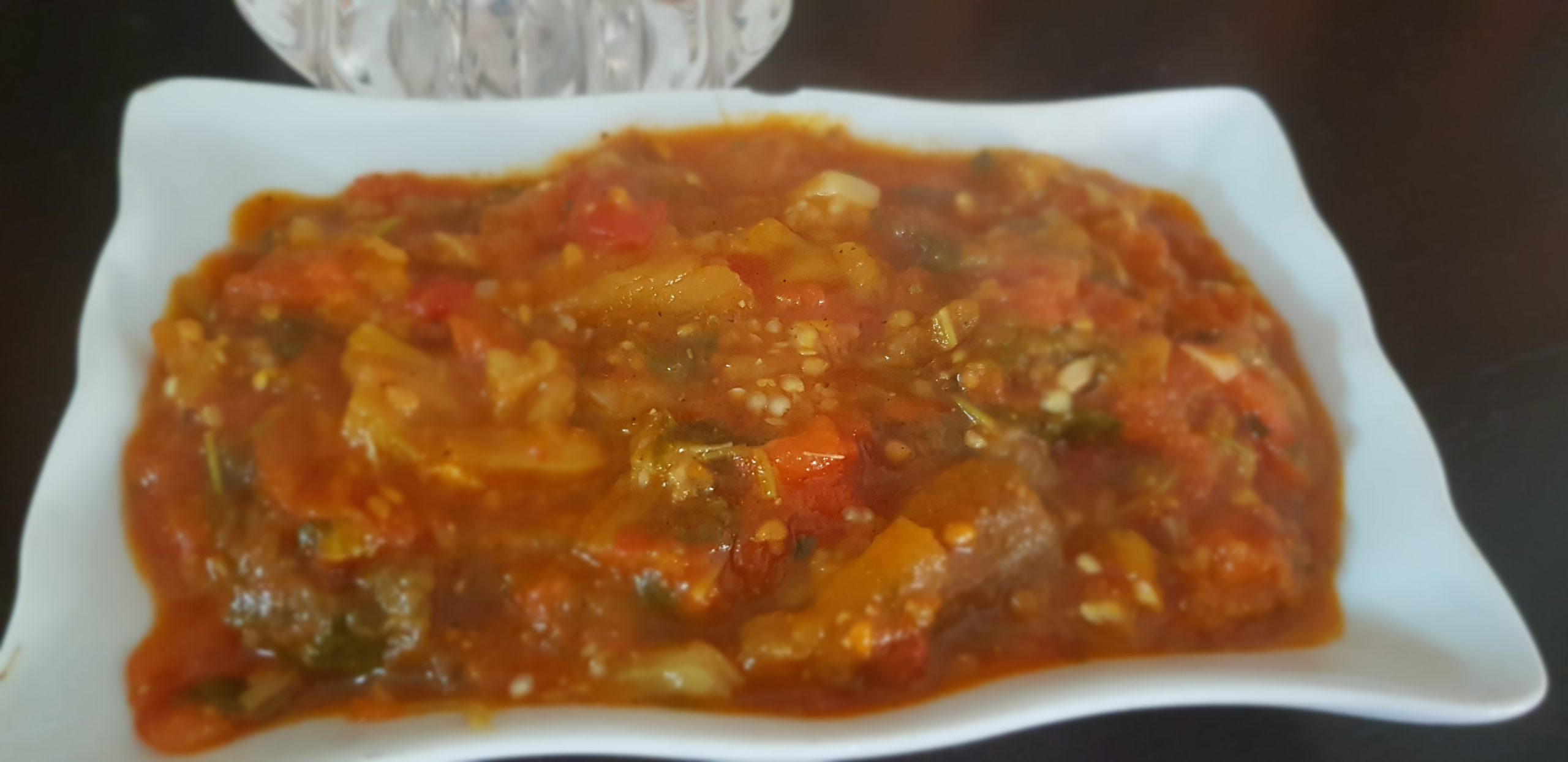 La recette originale de la salade Zaalouk