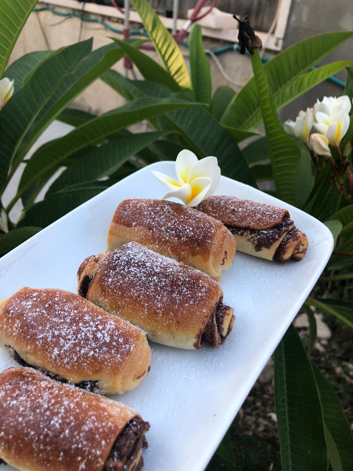 Les pains aux chocolats israéliens