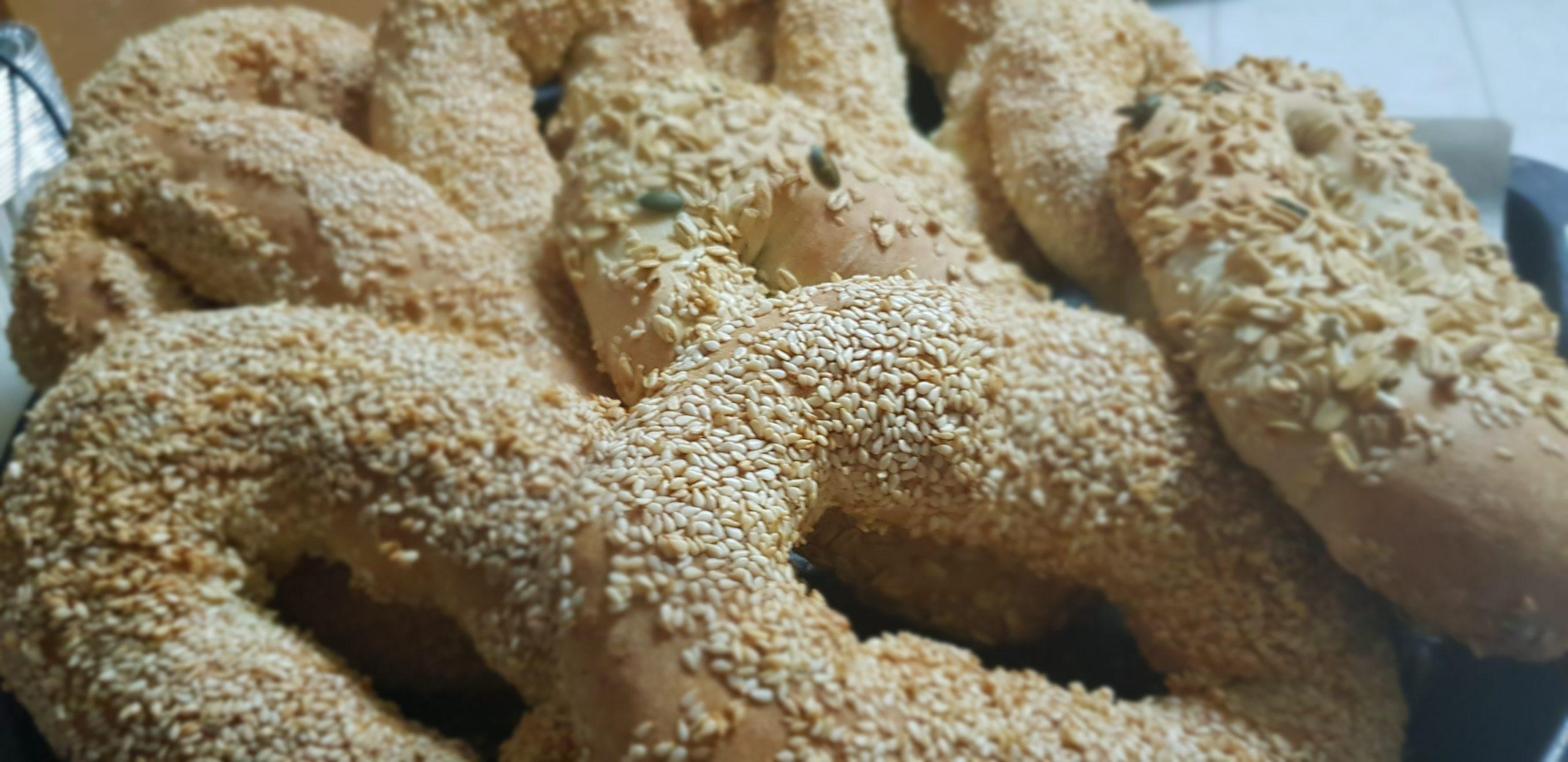 Les bagels de Jérusalem