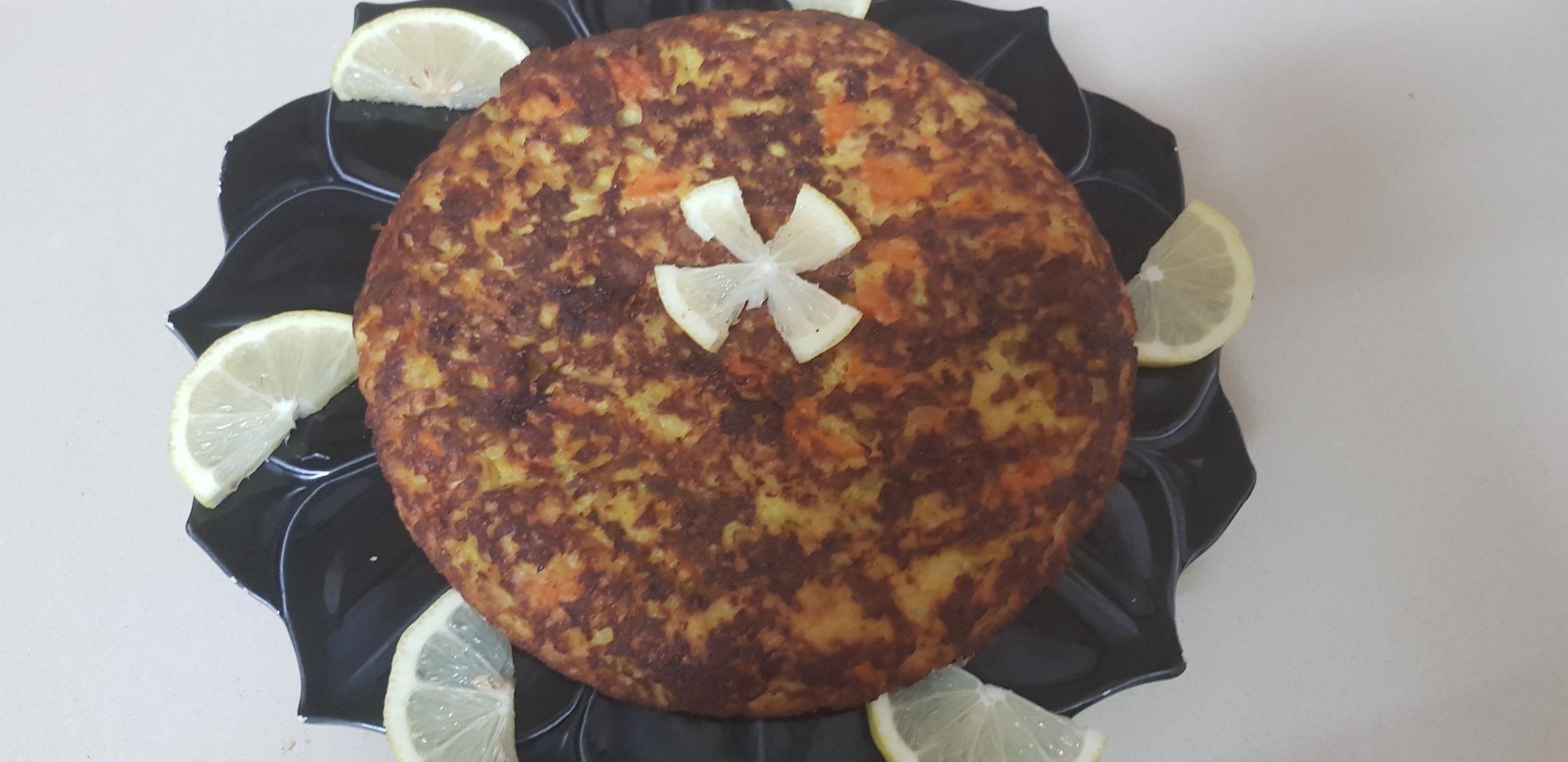 Le Maakoud - Recette de la tarte aux légumes séfarade !