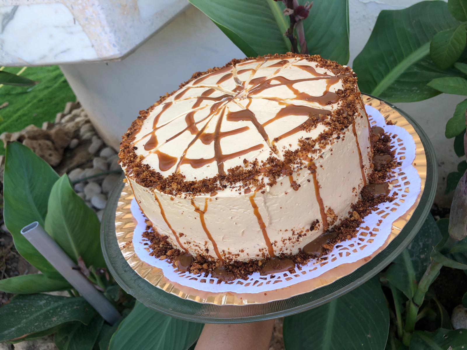 Le gâteau parfait à la Ribat Halav (confiture de lait)