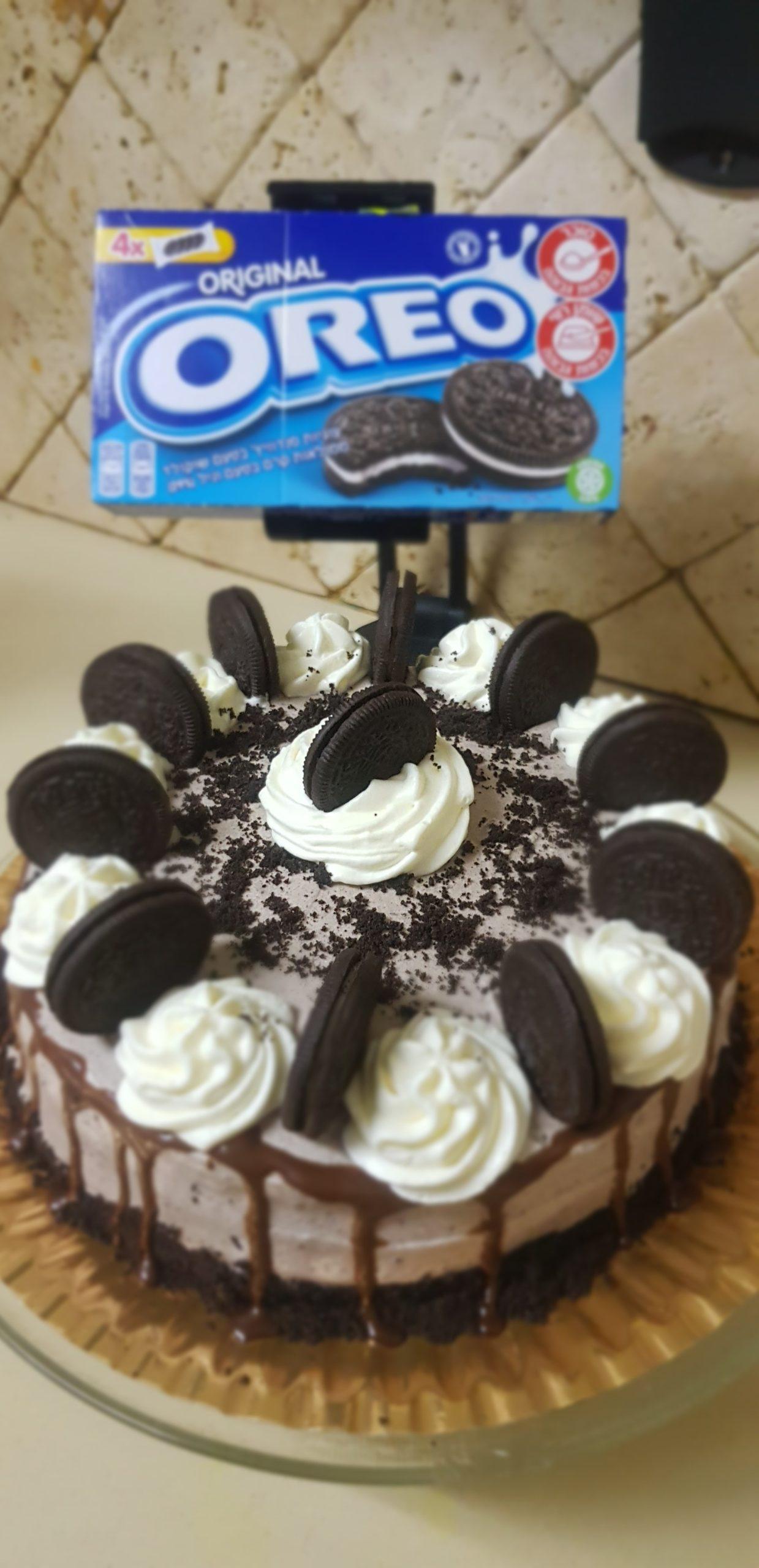 Le gâteau OREO préféré des enfants !