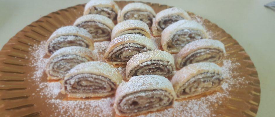Biscuits roulés aux dattes très fondants !