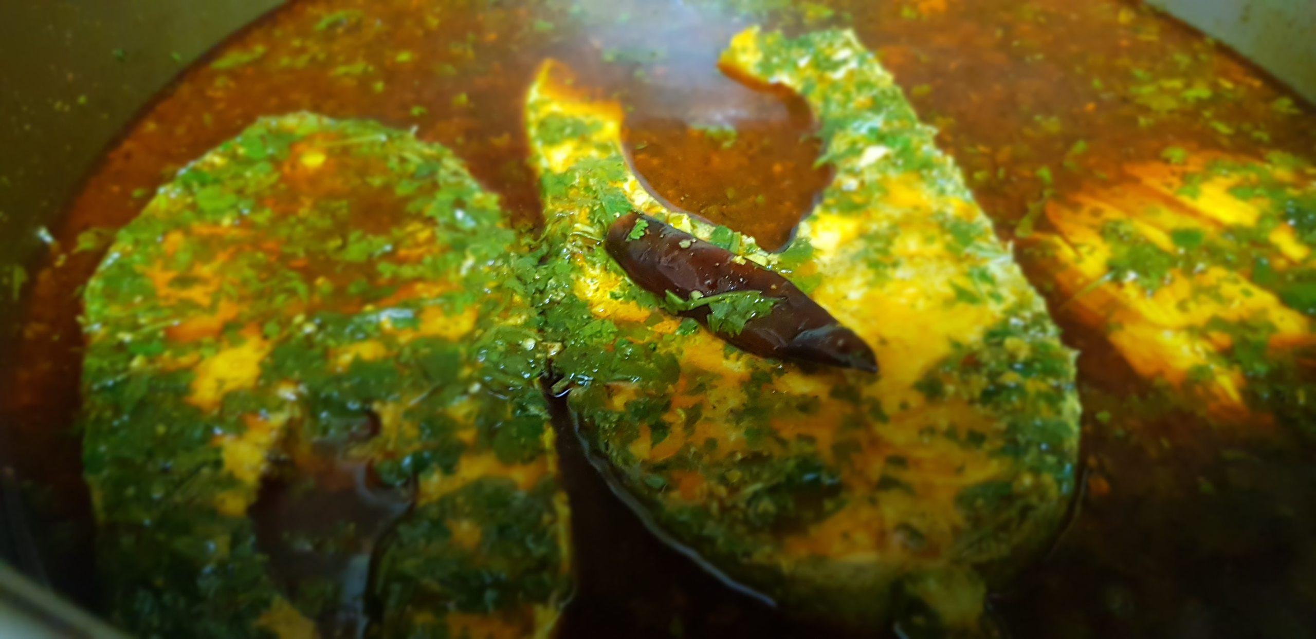 Saumon ou Tilapia dans une sauce épicée en 15 minutes !