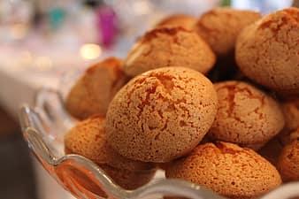 La recette parfaite des Amaretti à l'Orange