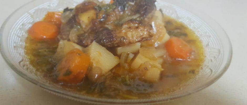 Bœuf Osoboku au four: une recette parfaite pour Shabath et fetes !