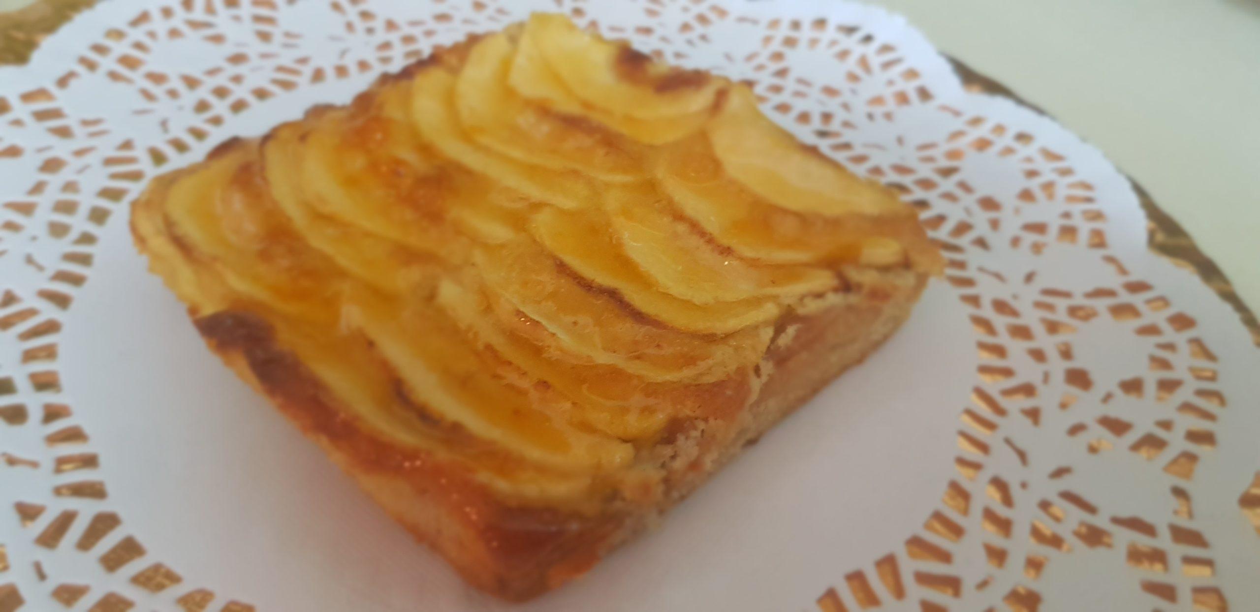 La tarte aux pommes pour Pessah