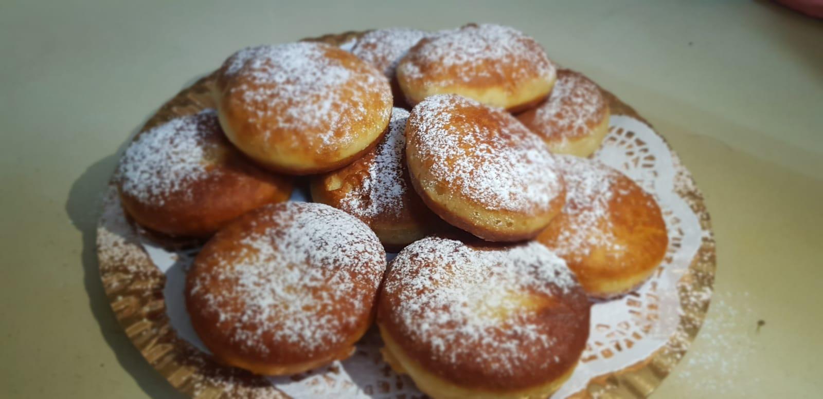 La meilleure recette de beignets israéliens (Sofganiyot) !