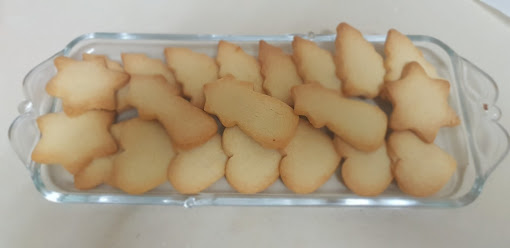 Biscuits au beurre avec seulement 3 ingrédients