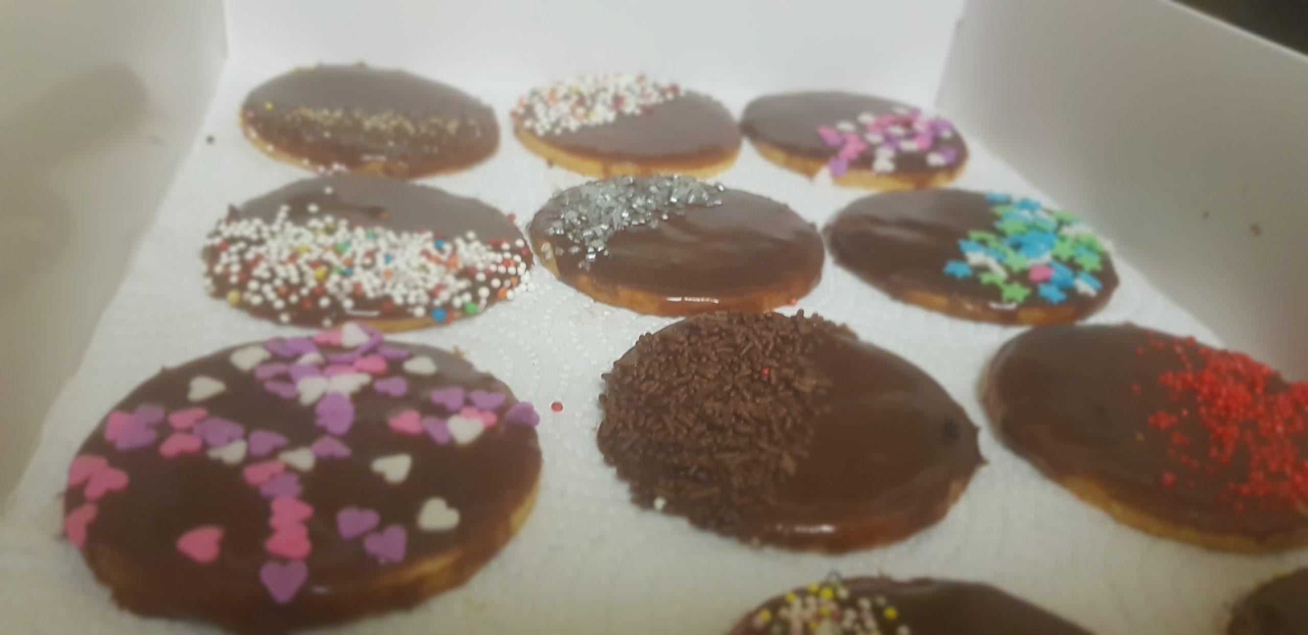 Les biscuits fondants très gourmands