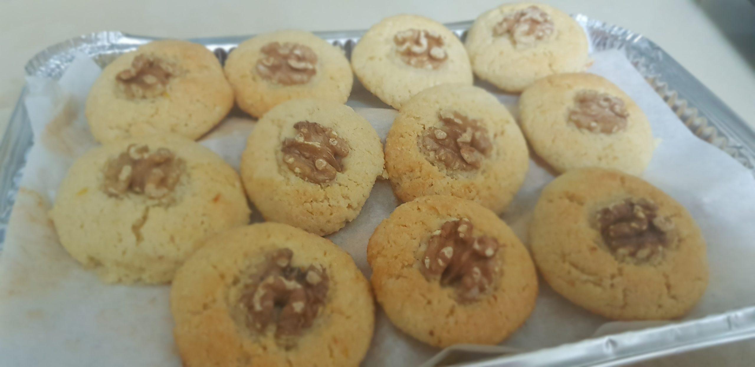 Les biscuits aux amandes de Pessah