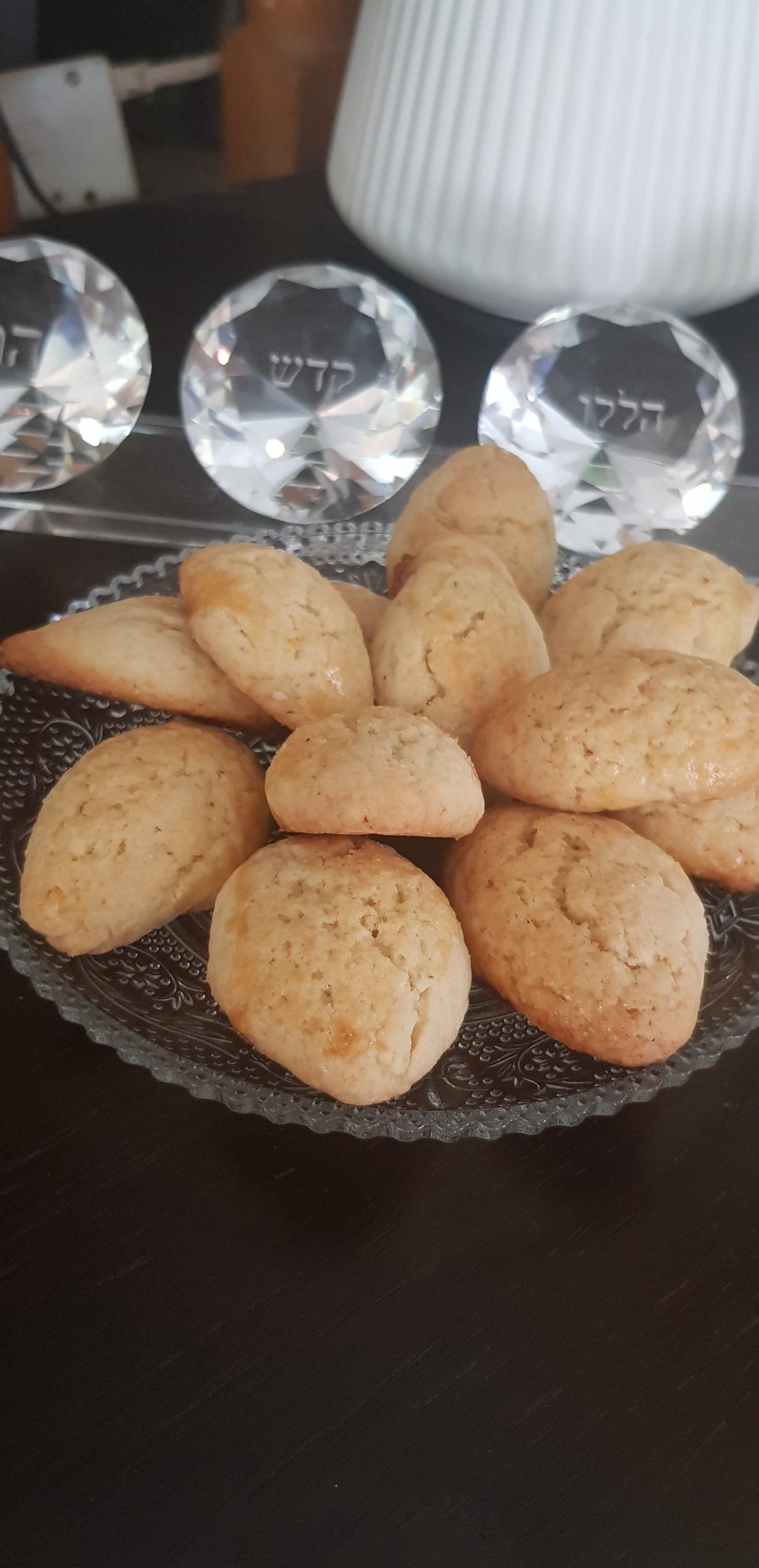 Biscuits parfaits pour le thé ou le café !