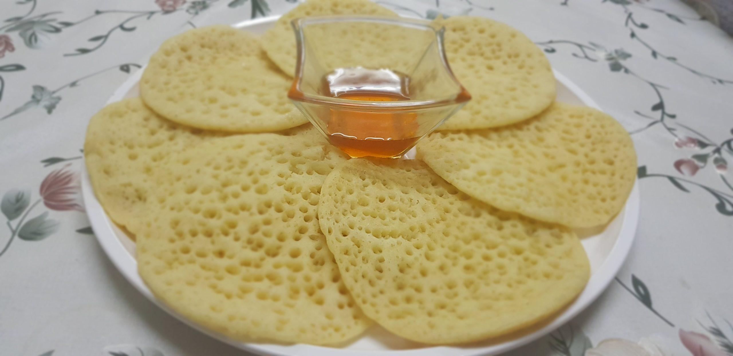 Le secret pour des crêpes avec (vraiment) 1000 trous ! (Bagrhrir) 🥞